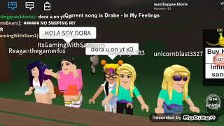 Music Chairs (Dora is in da serverr)