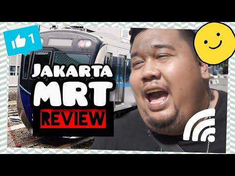 EP 11: Review MRT Jakarta