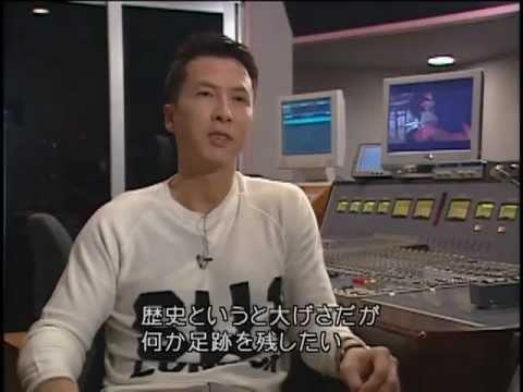 Donnie Yen Interview part 11 (Engl.)