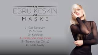 Ebru Keskin - Bahçada Yeşil Çınar ( Official Audio )