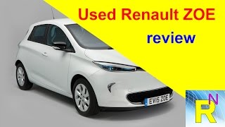 Read Newspaper - Used Renault ZOE Review