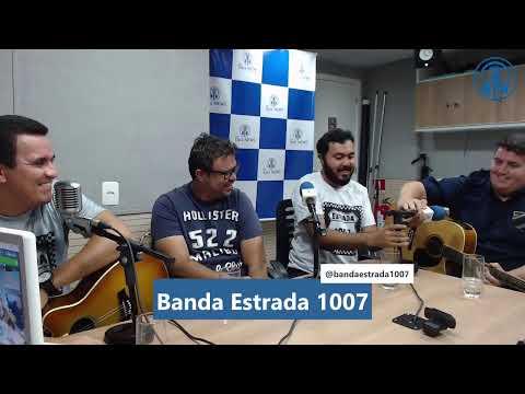 Rock Show entrevista Banda Estrada 1007   16.09.2019