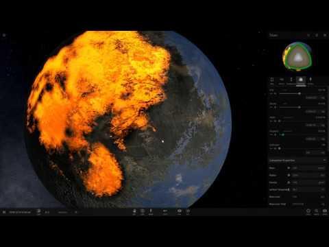 ЛЮДИ МОГУТ ЖИТЬ НА ТИТАНЕ Universe Sandbox 2  5