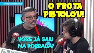 Alexandre Frota perdeu a paciência e TRETOU no Pânico!   Pânico 2018 - Ep. 100