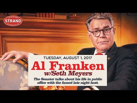 Al Franken & Seth Meyers | Giant of the Senate