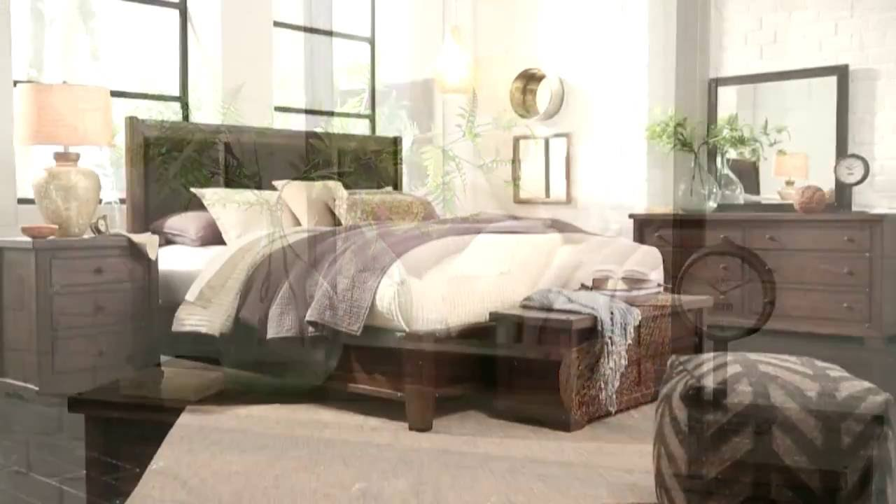 Ashley HomeStore Zenfield Bedroom