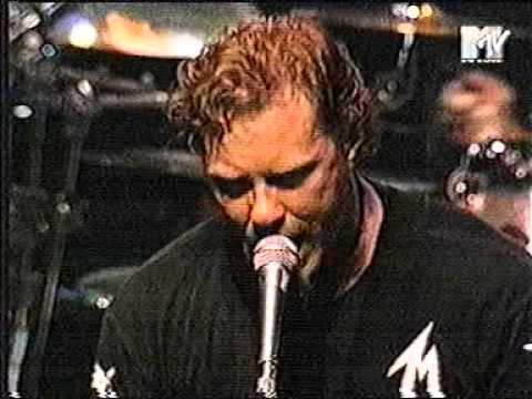 Metallica - The Memory Remains (live MTV 1998)