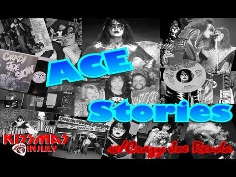 Decibel Geek Podcast Episode #249 - Ace Stories With Crazy Joe Renda