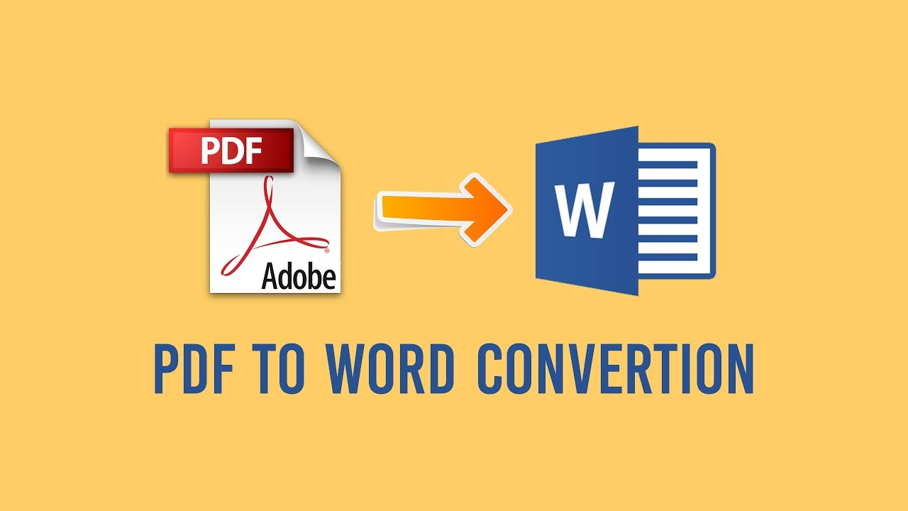 convert pdf to word software online