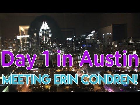 Day one in Austin: GO Wild 2018 Vlog #1