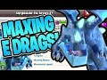 MAXING ELECTRO DRAGONS AND CLAN CASTLE! - Road to Max TH12 - Clash of Clans