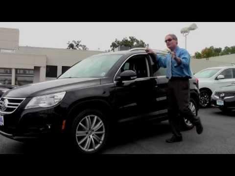 Used 2011 Tiguan SE 4-Motion | Union Co. VW Dealer serves Union NJ | NJ VW