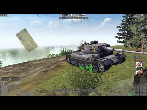 Men of War Assault Squad 2: Girls und Panzer mod - Oorai but without the actual plot armor |