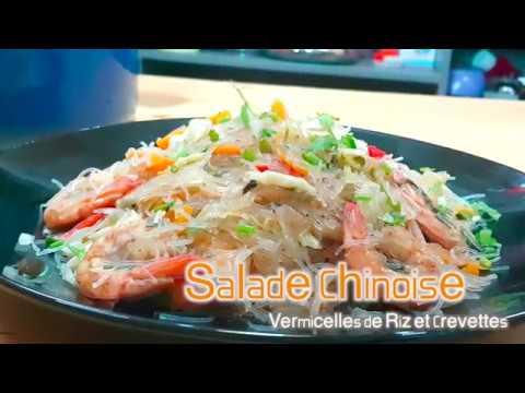 salade-chinoise-(vermicelles-de-riz,-crevettes-et-légumes)