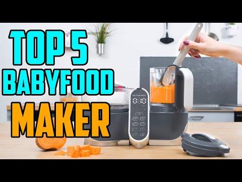 Best Baby Food Maker 2020 – TOP 5 Baby Food Makers