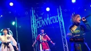 2018年8月17日 甲府CONVICTION 関東ツアーしふぉんプロデュース公演 ゆ...
