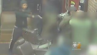 Brooklyn Barbershop Owner Fights Off Armed Robbers
