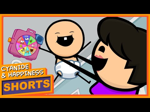See and Say - Cyanide & Happiness Shorts