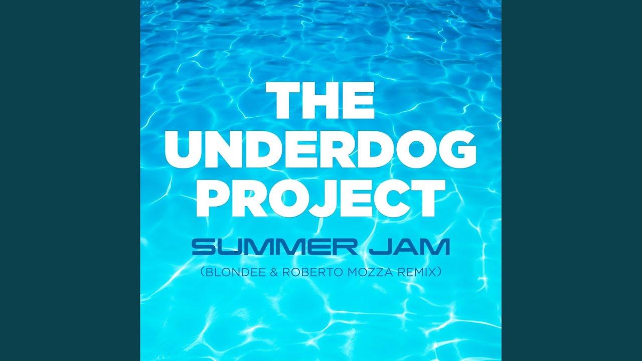 summer jam blondec roberto mozza remix