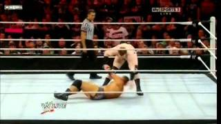 Wwe Sheamus Brogue Kick And The Celtic Cross