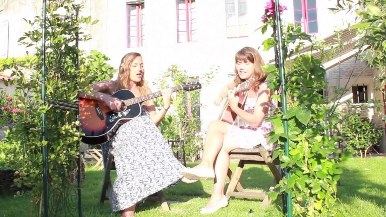 Love me again cover -Les Soeurs Costes -