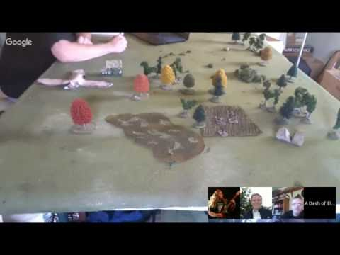 TtC: Team Yankee LIVE Play #1 - Part 2