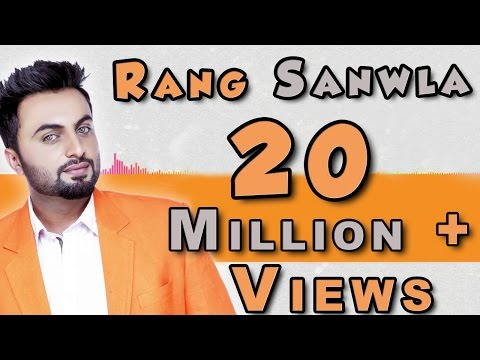 Rang Sanwla | Aarsh Benipal | Panj-aab Records | Latest Punjabi Songs 2016