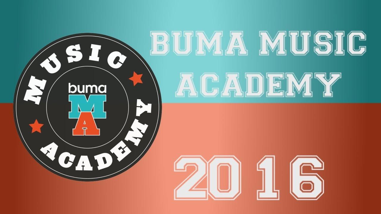 Buma Music Academy Promo 2016