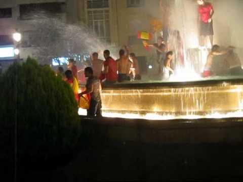 Granada celebrates...