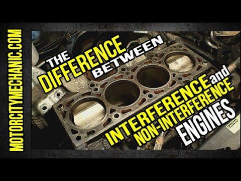 dodge interference engines The difference between Interference and Non-Interference engines