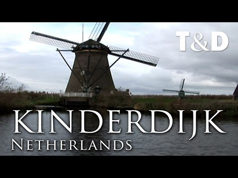 The Mills of Kinderdijk - Netherlands Tourist Guide - Travel & Discover