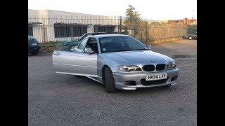 BMW E46 318CI COUPE PHASE 2