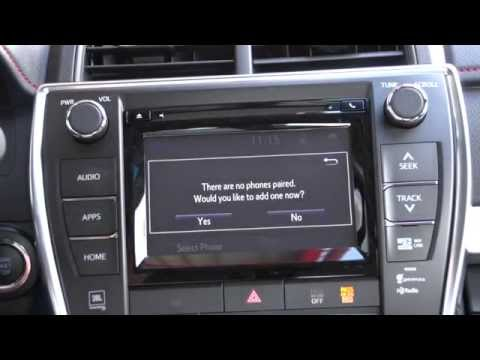 Toyota Display Audio System | How To Connect Your Phone | Greater Vancouver Toyota Dealer