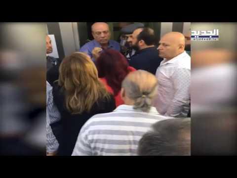 اشكال في مبنى تلفزيون لبنان
