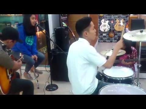 Drum drum chords for huling sayaw : HULING SAYAW cover jam( vj, jc, pj, joseph d'drummer) - YouTube