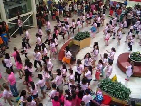 Flash Mob in Coquitlam Centre!