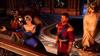 Dragon Age Inquisition - (Wicked Eyes And Wicked Hearts) Work Together