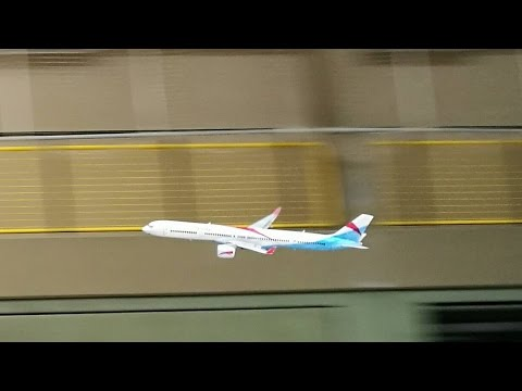Super Light Rc Airliner Indoor Boeing 757 300