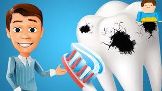 Что если никогда не чистить зубы Plushkin