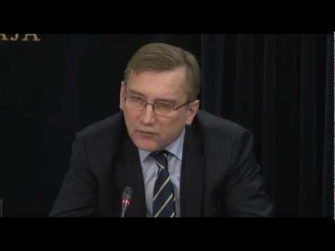 Majandus- ja kommunikatsiooniminister Estonian Airi restruktureerimisplaani loomisest