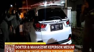 Mobil Goyang! Tak Kuat Menahan Nafsu, Dokter dan Mahasiswi Kepergok Mesum di Mobil - BIP 12/10