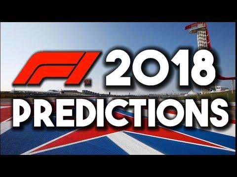 F1 2018 Predictions! Drivers & Constructors Championships! ( F1 2018 Discussion)