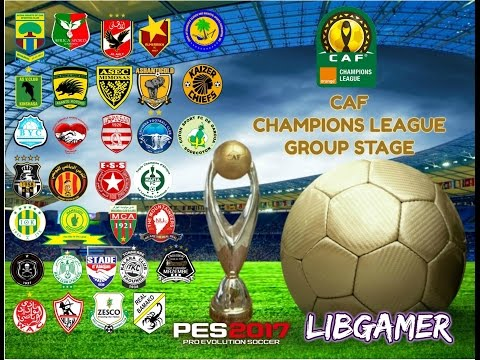 LIBGamer PES 2017 CAF African Champions League Intro