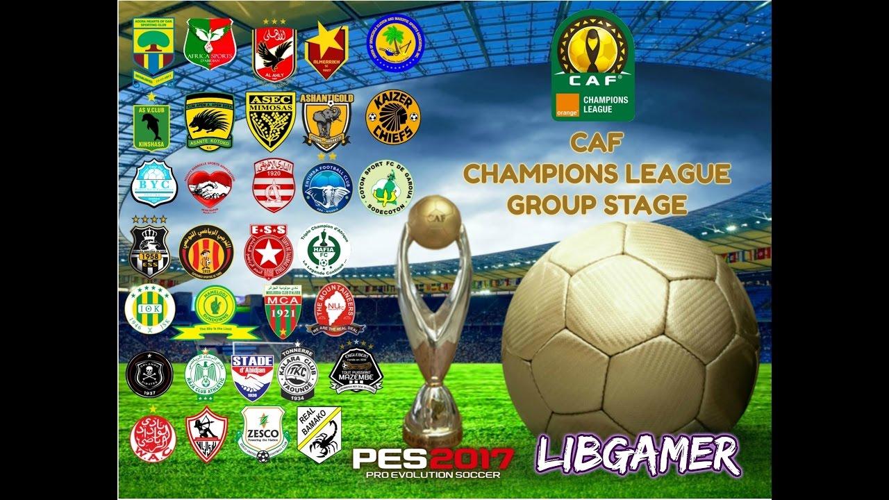 paras palvelu erinomainen laatu tukkukauppa LIBGamer PES 2017 CAF African Champions League Intro