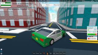 Roblox City Of Harford V4 | DPD Patrol #2 | Reckless Drivers!