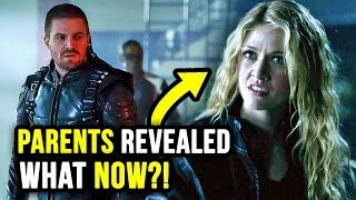 THIS Character is LEAVING & Blackstar's Parents REVEALED! - Arrow 7x13 Review