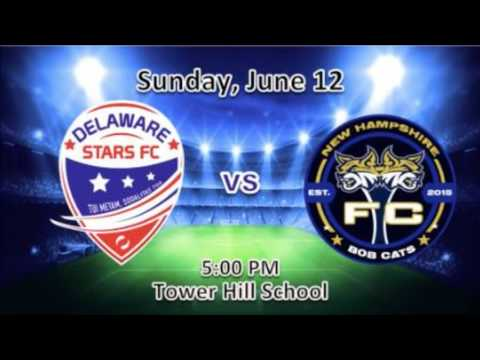 Copy of Delaware Stars vs New Hampshire Bob Cats ASL Game