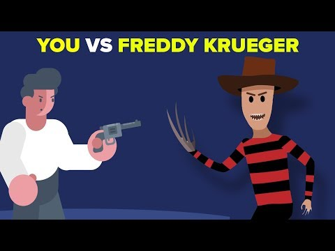 YOU vs Freddy Krueger - Could You Defeat Him? (A Nightmare o
