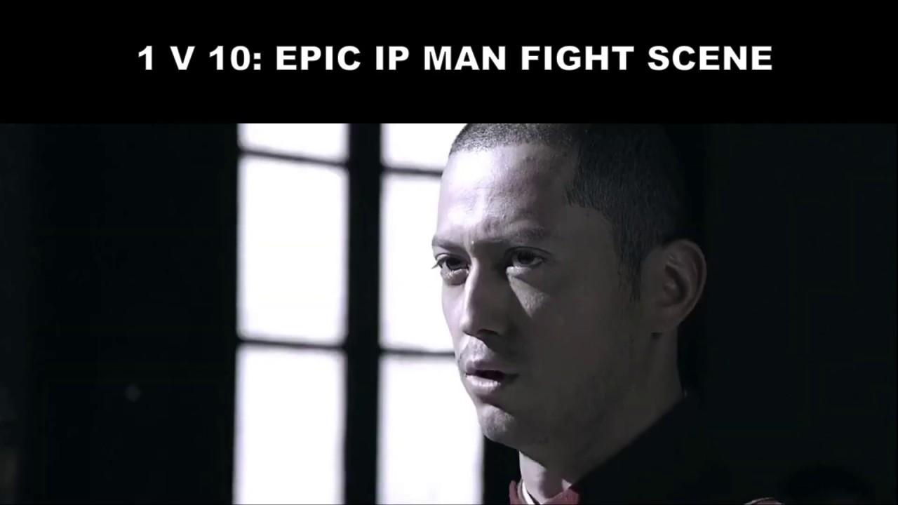 Download Ip Man 1 v s 10 Karate Black Belts [English Sub] [HD]