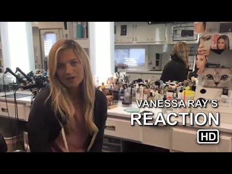 Pretty Little Liars Summer Finale  Vanessa Ray's Reaction to Being A
